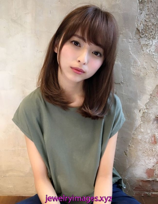 Small face adult cute one curl style (NB-89) | Hair catalog / Hairstyle / Hair style Small face adult cute one curl ...