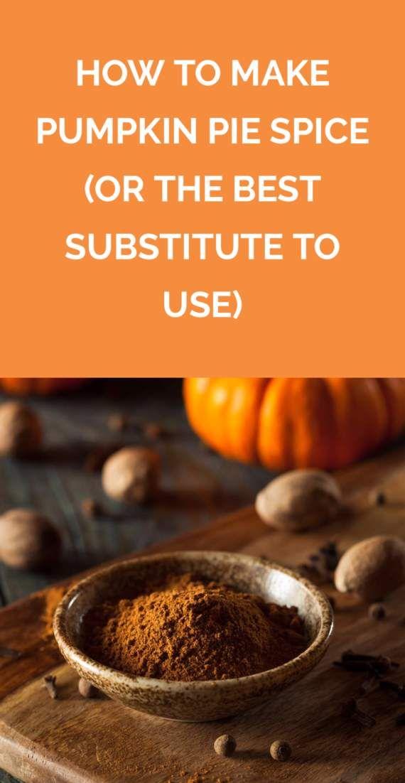 This Is The Best Pumpkin Pie Spice Recipe Pumpkin Pie Spice