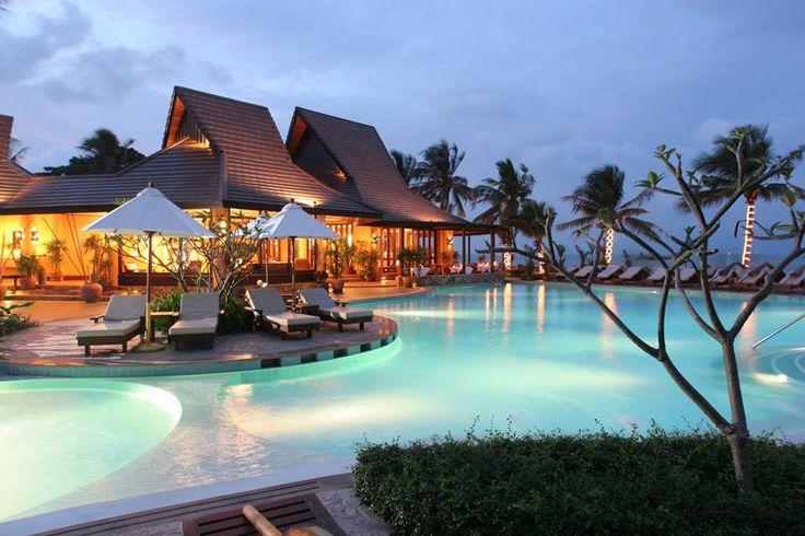 Traumurlaub im Bo Phut Resort Koh Samui Thailand http://www.kombiurlaub.eu/thailand
