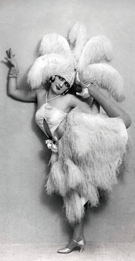 1920's Dancer - @~ Mlle
