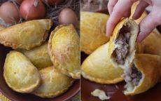 РЕЦЕПТЫ И СОВЕТЫ ХОЗЯЙКАМ: Попроуйте эти вкуснейшие Караимские Пирожки