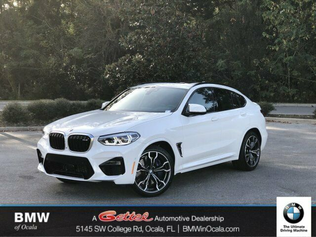 Used 2020 Bmw X4 M Competition 2020 Bmw X4 M Competition 0 Miles