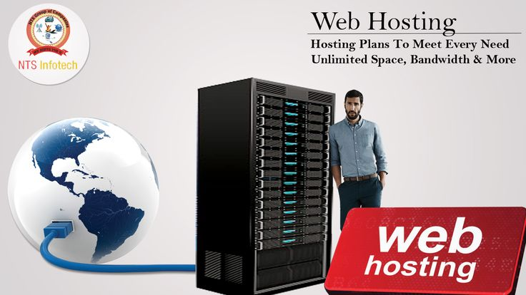 Get webhosting services on our own server with better package and bandwidth.  For more visit http://www.ntsinfotechindia.com/