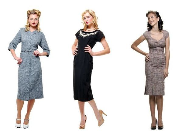 Borrowing Fashion Inspiration From Mad Men Las