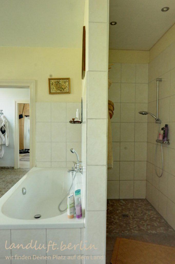 die gemauerte dusche - Gemauerte Dusche Licht