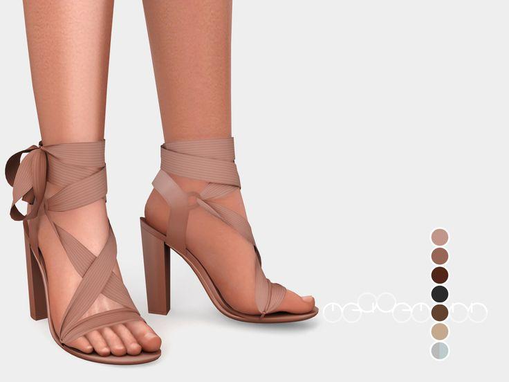 Dries Van Noten Sandaletten 1 Artikel: 7 … – Die Sims 4 Custom Inhalt und …