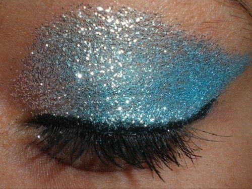 cheerleader makeup | Cheer makeup | For my Princess!!