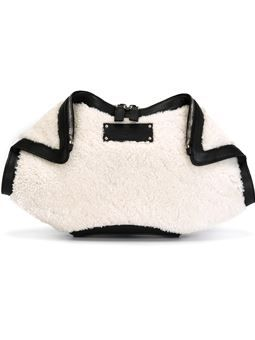 Alexander McQueen sale 'De Manta' clutch