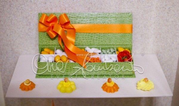 #Confetteria #Conti. I colori dell'estate per una allegra #confettata
