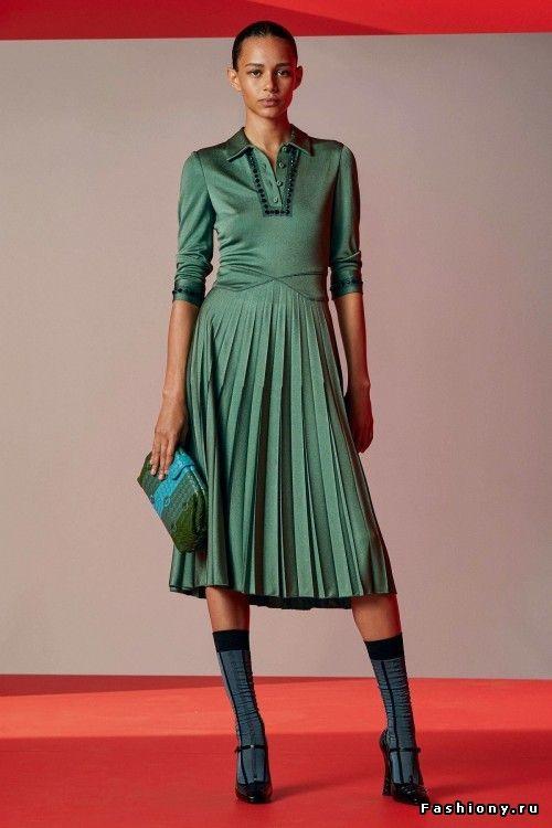 Bottega Veneta Круизная коллекция 2018