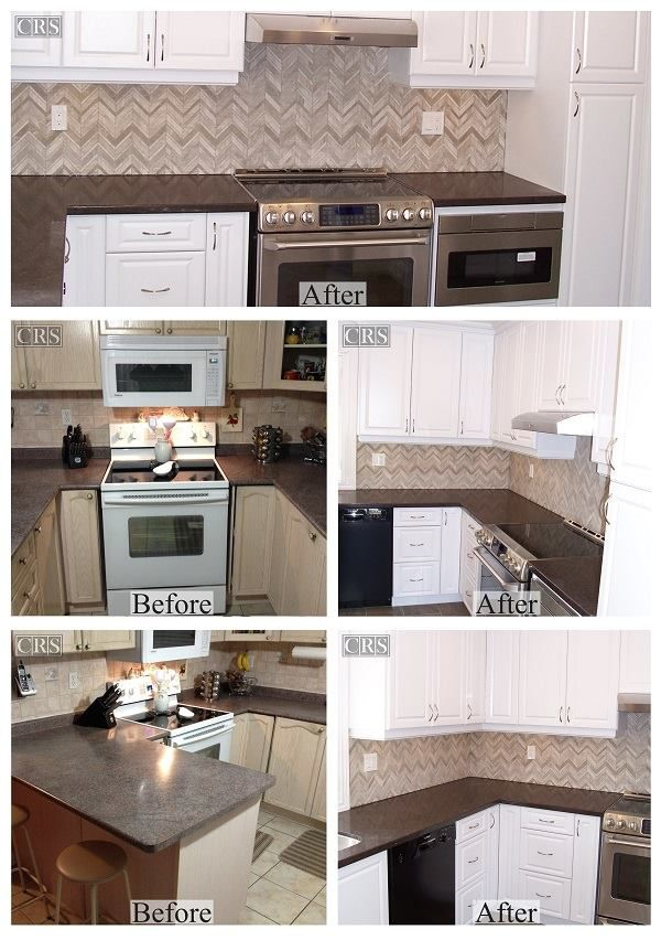 CRS recently completed this full kitchen renovation. Our Design Consultant was able to work with the homeowners to create a new layout to better suit their culinary needs.  If you have an upcoming renovation in mind, give our design studio a call at 1-877-648-7997 to discuss your project and book an in-home evaluation!  #home #renovations #kitchens #bathrooms #basements #granite #cabinets #flooring #backsplash #ancaster #hamilton #burlington #brantford #oakville #stoneycreek #binbrook…
