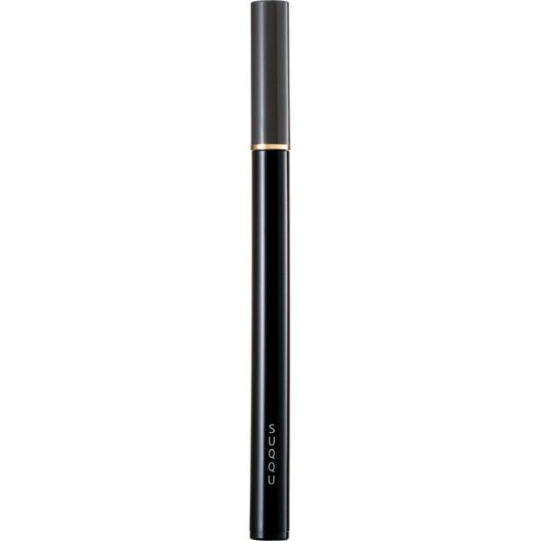 Suqqu Liquid Eyeliner Pen (80 BRL) ❤ liked on Polyvore featuring beauty products, makeup, eye makeup, suqqu makeup, eye brow makeup, brow makeup, oil free liquid eyeliner and eyebrow makeup