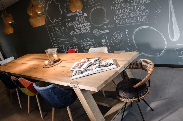 Tafel van Piers design ism Jansse en Ko...