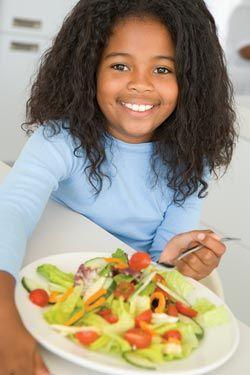 11 trucos para hacer que los niños coman verduras (de 5 años en adelante)
