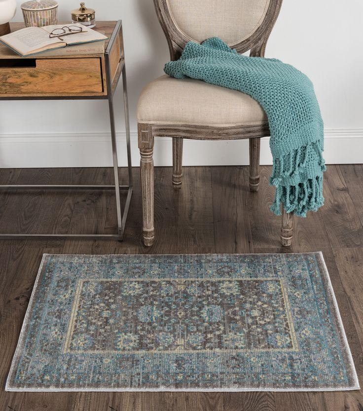 Tayse Rugs Heritage Geneva Taupe 2 Ft. x 3 Ft. Traditional Area Rug, Beige & Tan
