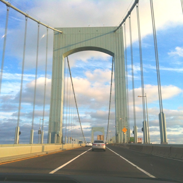 Bridge - Road trip through NY #original #iphone #mypic