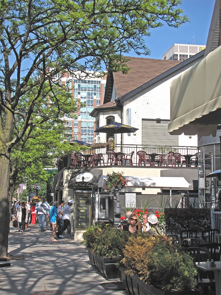 Yorkville, Toronto, Ontario