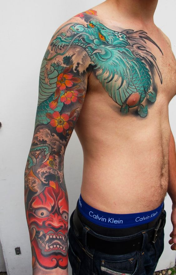1385 best japanese tattoos images on pinterest japan for Cool japanese tattoos