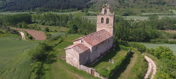 The Church of La Asunción in San Vicente del Valle | MOØKAN