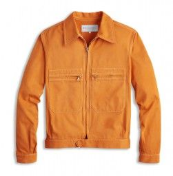 Mechanic Jacket - Orange