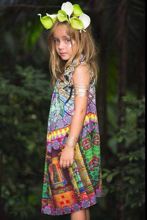 Ruby Yaya | Kids Wear. Fashion for the boho & stylish kids. Colourful, fun & comfortable dresses and Blouses.