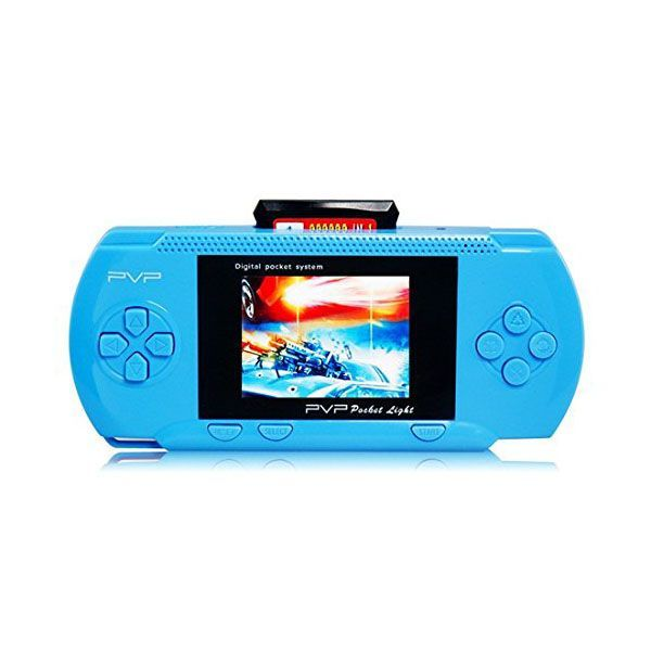 "PVP Station Light 3000 2.8"" LCD Colorful Screen 8 Bit Portable Handheld Game…"
