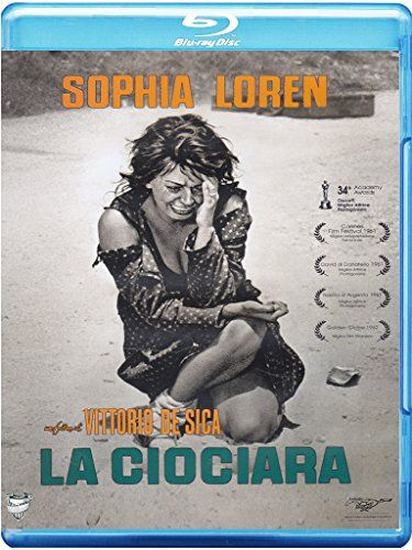 La ciociara de Vittorio DE SICA (éd. Mustang Entertainment, Blu ray) (Amazon It) (mars 2016)