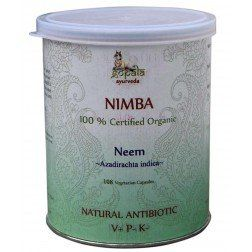 Organic Herbal Neem Azadirachta indica 108 Vegetarian Cap... https://www.amazon.co.uk/dp/B00DADLRJW/ref=cm_sw_r_pi_dp_x_b-Mvzb8ERGKX3