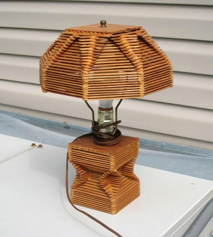 popsicle lamp