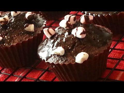Scan Bran Rocky Road Muffins   Slimming Recipe - YouTube