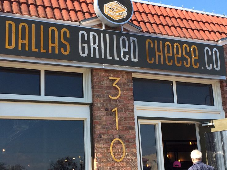 Dallas Grilled Cheese Co. in Dallas, TX