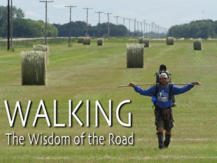 WALKING: THE WISDOM OF THE ROAD project video thumbnail
