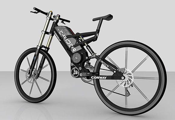 MTB-Pedelecs: Die wichtigsten 2011er E-Mountainbikes im Überblick bei elektrobike-online.com
