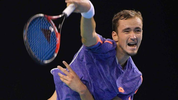 Daniil Medvedev vs Yen-Hsun Lu Aircel Chennai Open Live Tennis Scores