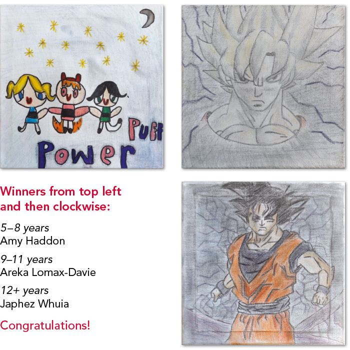 RMHA Art Competition and 21st Birthday! | G.J. Gardner Homes