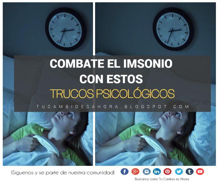 Conoce los trucos más útiles para liberarte del insomnio ¡visita nuestro blog! #consejos #dormir #insomnio #blog #reflexiones #psicologia