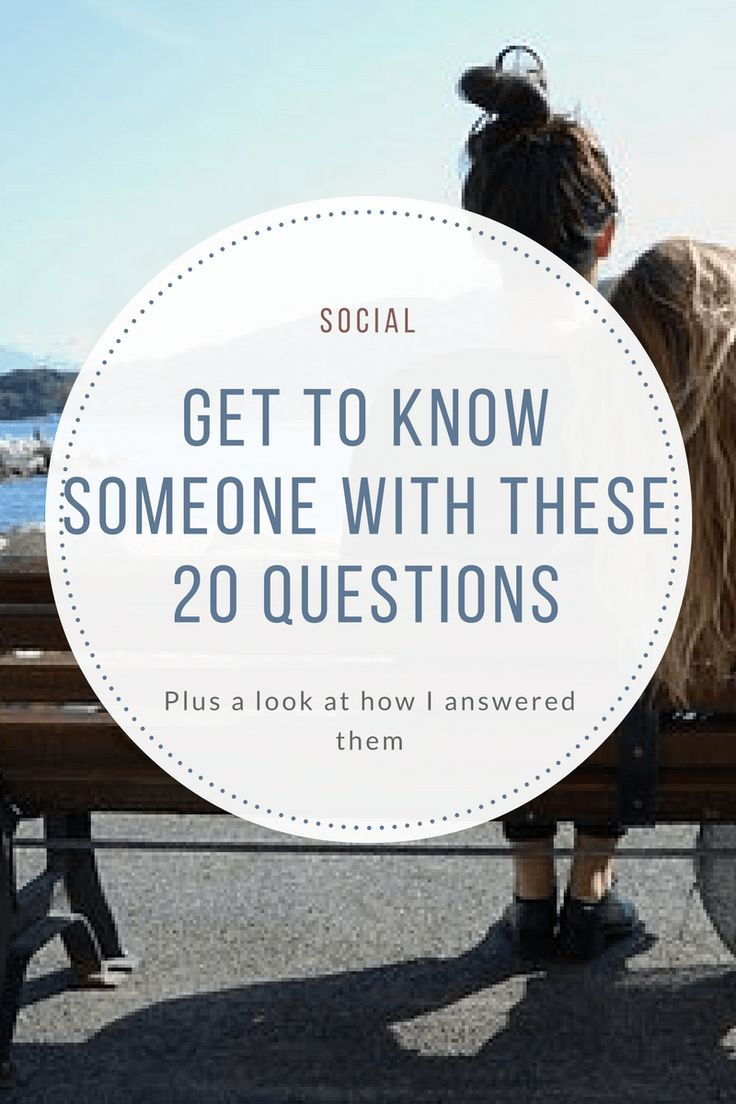 I answered these twenty questions.