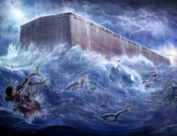 Alternative Ancient Anunnaki History Of Noah's Flood (Great Deluge) | | Noah  flood, Ancient aliens, Deluge