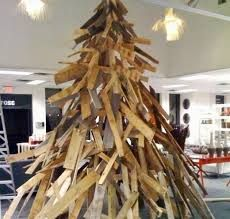 This looks a great way of using leftover wood offcuts.