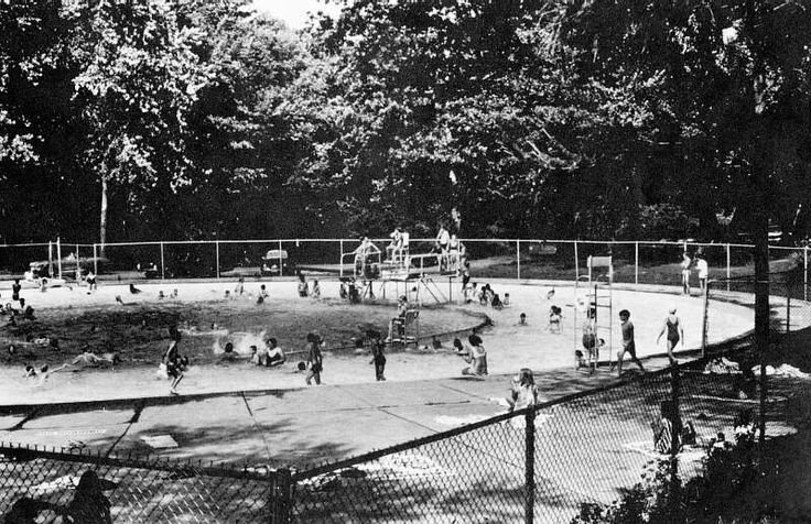 Elyria oh cascade park pool remember this kids spaces places i love pinterest parks for Cleveland high school swimming pool
