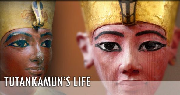 Biography about tutankhamun