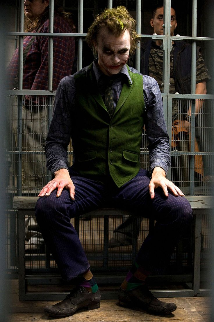 Heath Ledger joker journals emerge (Glamour.com UK)