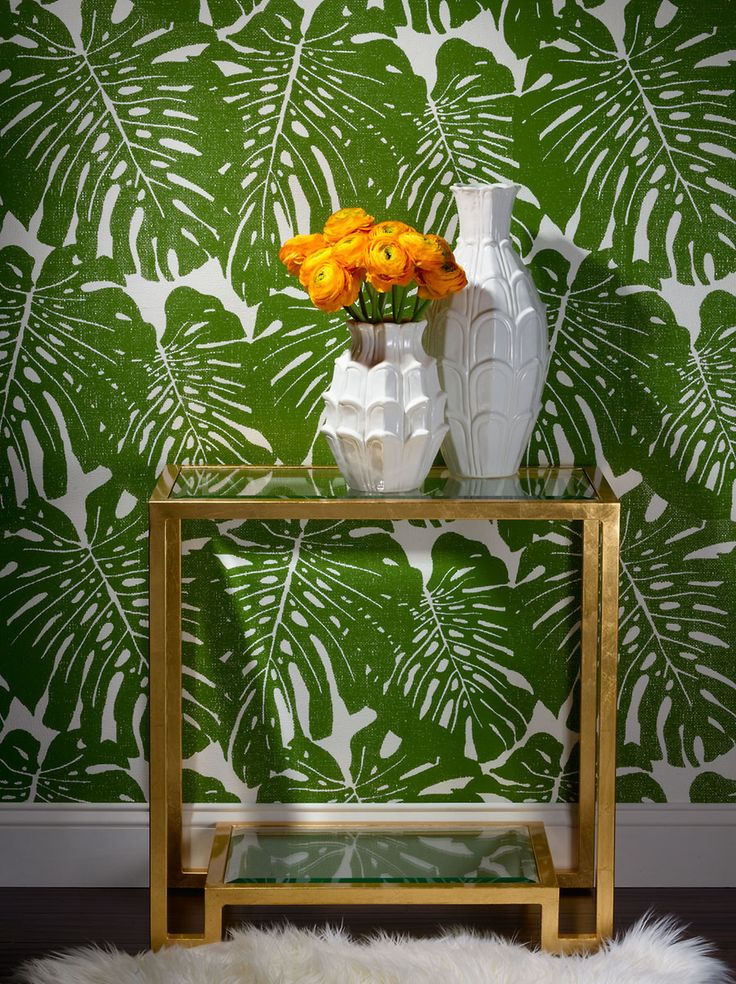 Jacks Jungle Wallcovering