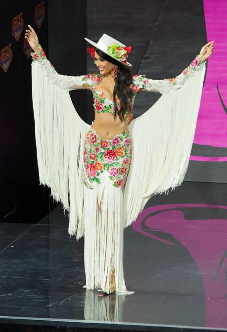 2013 Miss Universe National Costume Show