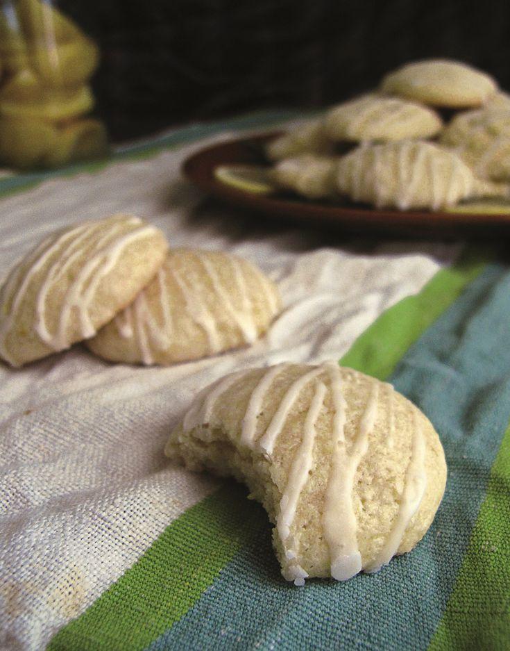 Elizabethan Lemon Cakes (Courtesy Random House)