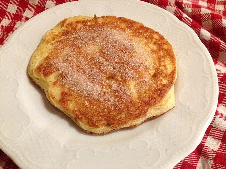 Omas Apfelpfannkuchen, ein gutes Rezept aus der Kategorie Mehlspeisen. Bewertungen: 241. Durchschnitt: Ø 4,6.