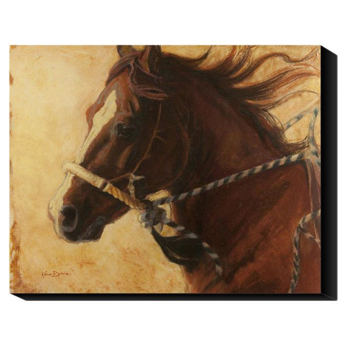 For the equestrian...