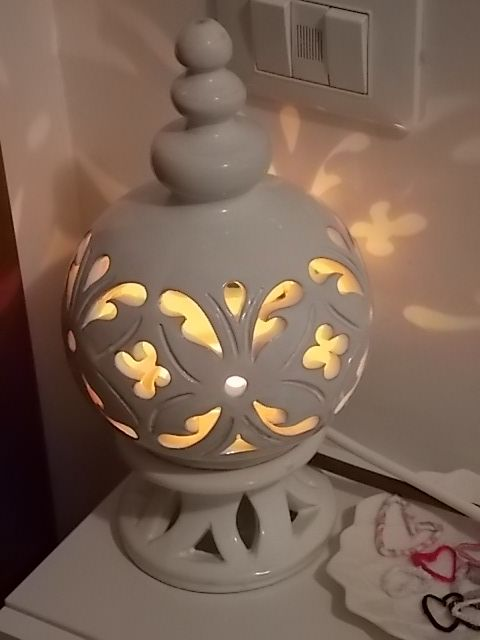 I think it would be cool to use negative space to make a candle holder