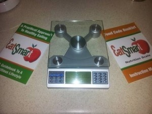 A very special review and #giveaway of our EatSmart Nutrition Scale by Mommy Explorer.