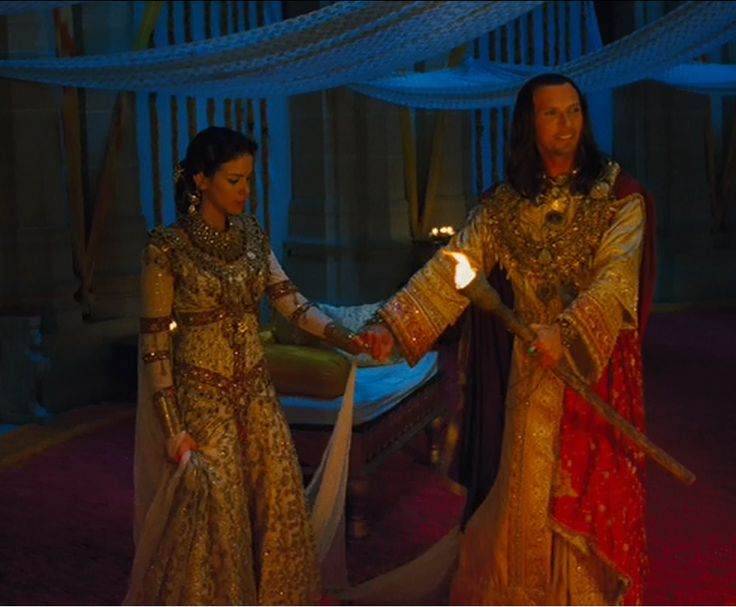 Esther and Xerxes - One Night With The KingDragons Kingdom  Beautiful    Xerxes And Esther